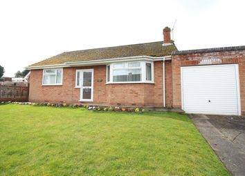 Thumbnail 2 bed detached bungalow for sale in Scafell Close, Scafell Close, Worcester