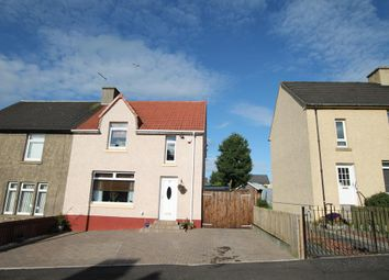 Thumbnail 3 bed semi-detached house for sale in Boghead Crescent, Bathgate