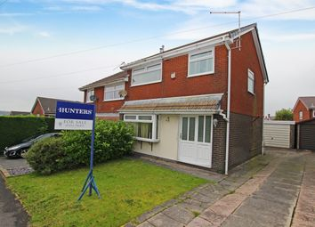 Thumbnail 3 bed semi-detached house for sale in Marsh House Lane, Darwen