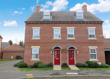 3 bed town house for sale in Ashley Street, Sible Hedingham, Halstead CO9
