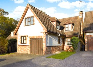 Thumbnail 4 bed detached house for sale in Janes Lane, Burgess Hill, West Sussex