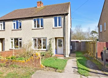 Thumbnail 3 bed semi-detached house for sale in Deeside Avenue, Chichester, West Sussex
