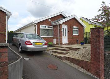 Thumbnail 3 bed detached bungalow for sale in Dingle Nook, Ogmore Vale, Bridgend