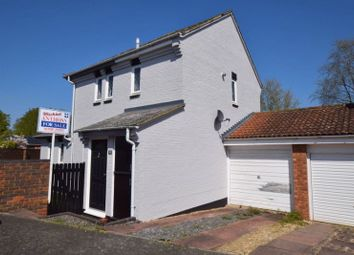 Thumbnail 3 bedroom detached house for sale in William Smith Close, Woolstone, Milton Keynes