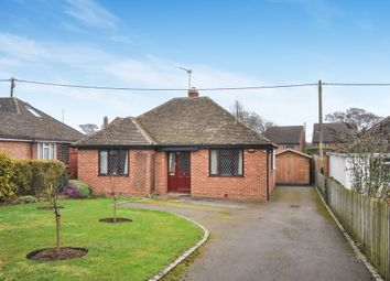 Thumbnail 2 bed detached bungalow for sale in Ickford Road, Tiddington, Thame