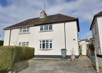 Thumbnail 3 bed semi-detached house for sale in Mount Road, Hertford