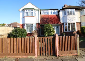 Thumbnail 3 bed end terrace house for sale in Westbrook Avenue, Hampton