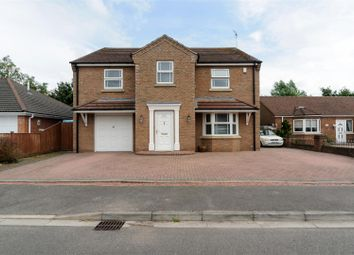 Thumbnail 4 bed detached house for sale in Jackson Drive, Kirton, Boston