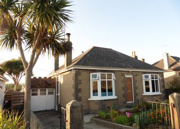 Thumbnail 3 bed detached bungalow to rent in School Lane, St. Erth, Hayle