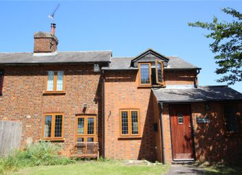 Thumbnail 2 bed semi-detached house for sale in Bramley Cottage, 168 Lower Luton Road, Wheathampstead, Hertfordshire