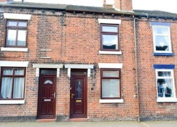 Thumbnail 2 bed property for sale in Diglake Street, Bignall End, Stoke-On-Trent, Staffordshire