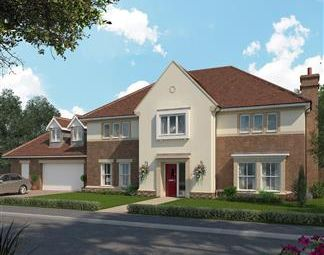 Thumbnail 5 bed detached house for sale in Stannington Park, Off Green Lane, Stannington