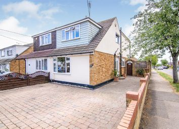 3 bed semi-detached house for sale in Manor Road, Benfleet SS7