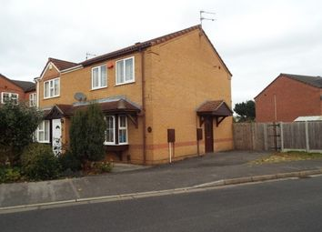 Thumbnail 2 bed property to rent in Mendip Avenue, North Hykeham, Lincoln
