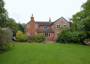 Thumbnail 5 bed detached house for sale in Highwood Road, Uttoxeter