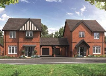"Thumbnail 3 bedroom link-detached house for sale in ""The Larfield"" at School Road, Salford Priors, Evesham"