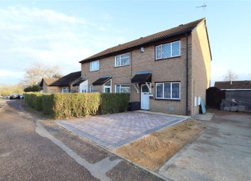 Thumbnail 2 bed end terrace house for sale in Forest Rise, Eaglestone, Milton Keynes