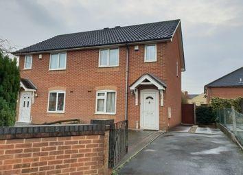 Thumbnail 2 bed property to rent in Abingdon Road, Erdington, Birmingham