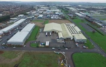 Thumbnail Light industrial for sale in Central Park, Western Avenue, Bridgend Industrial Estate, Bridgend