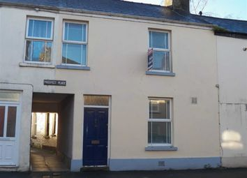 Thumbnail 3 bed terraced house for sale in St. Davids Place, Lammas Street, Carmarthen