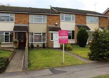 Thumbnail 2 bed town house for sale in Warwick Road, Broughton Astley, Leicester