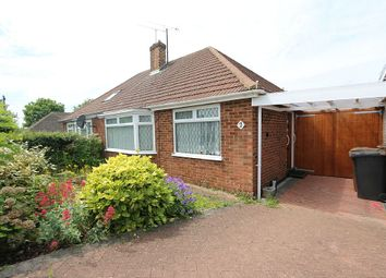 Thumbnail 2 bedroom semi-detached bungalow for sale in Canberra Gardens, Luton, Bedfordshire