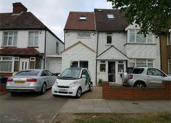 Thumbnail 1 bed flat to rent in Petts Hill, Northolt, Middlesex