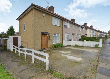 Thumbnail 4 bedroom end terrace house for sale in Edrick Road, Edgware