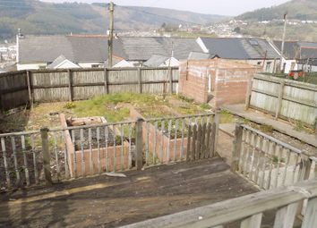 Thumbnail 3 bedroom terraced house for sale in Bishop Street, Abertillery