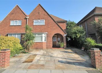 Thumbnail 4 bed semi-detached house for sale in Beanshaw, Chistlehurst, London