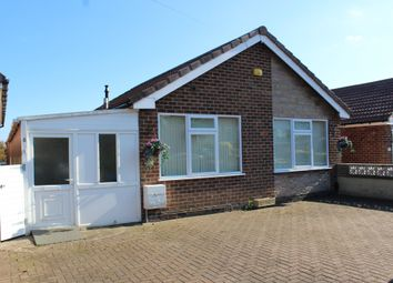 Thumbnail 2 bedroom detached bungalow for sale in Rowan Drive, Selston