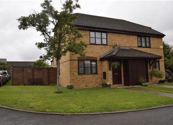 Thumbnail 2 bedroom semi-detached house for sale in Longfields, Marcham, Abingdon, Oxon