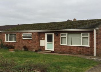 Thumbnail 2 bedroom bungalow to rent in Priors Court, Sutton, Ely
