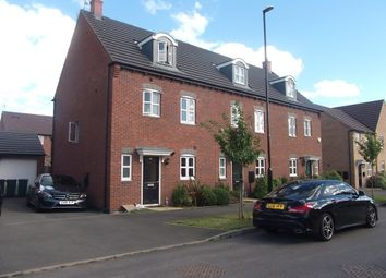 Thumbnail 4 bed semi-detached house to rent in Anglian Way, Coventry
