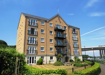 Thumbnail 2 bed flat for sale in River Walk, Penarth