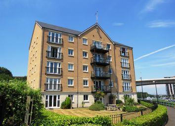 Thumbnail 2 bedroom flat for sale in River Walk, Penarth