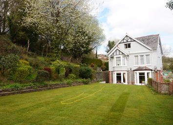 Thumbnail 6 bed detached house for sale in Alexandra Place, Park Hill, Newbridge, Newport, Caerphilly