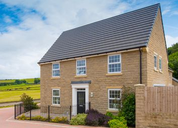 """Thumbnail 4 bed detached house for sale in """"Cornell"""" at Manywells Crescent, Cullingworth, Bradford"""