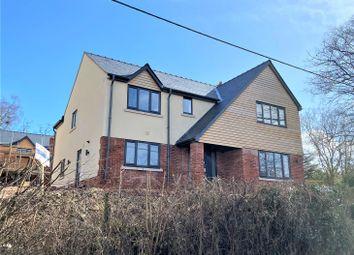 The Old Stables, Buckshaft Road, Cinderford GL14. 4 bed detached house for sale