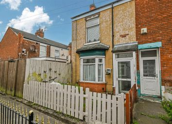 Thumbnail 2 bed end terrace house for sale in Rose Villas, Middleburg Street, Hull