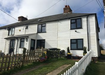 Thumbnail 2 bed terraced house for sale in The Thorne, Guestling, Hastings, East Sussex