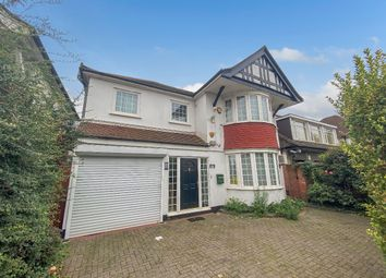 Thumbnail 4 bed detached house for sale in Kenton Road, Harrow