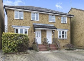 Thumbnail 3 bed semi-detached house for sale in Whitwell Close, Barton Hills, Luton, Bedfordshire