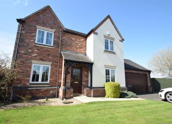 Thumbnail 4 bed detached house for sale in The Woodlands, Wem, Shrewsbury