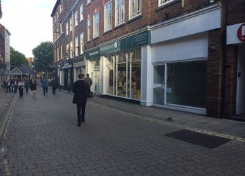 Thumbnail Retail premises to let in 10 Feasegate, York