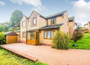 Thumbnail 5 bed detached house for sale in Ravensbrook, Morganstown, Cardiff