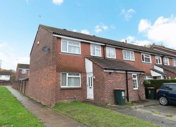 Thumbnail 3 bed end terrace house for sale in Sandpiper Close, Ifield, Crawley, West Sussex