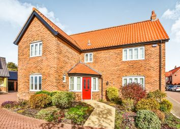 4 bed detached house for sale in Wheeler Crescent, Easton, Norwich NR9