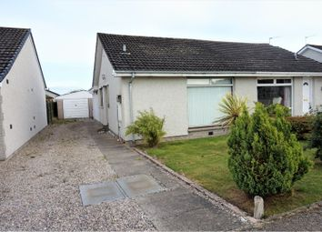Thumbnail 2 bed bungalow for sale in Beech Avenue, Nairn