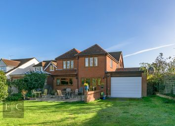 Thumbnail 5 bed detached house for sale in Nursery Road, Nazeing
